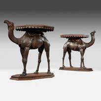 Camel antique tables
