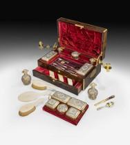 The Spencer Churchill vanity case by Garrard, 1844