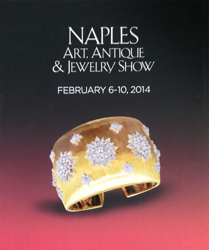 THE NAPLES ART & JEWELRY FEBRUARY 2014 The world at your fingertips