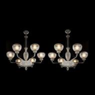 Osler chandeliers, c1890