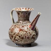 A decorative vase