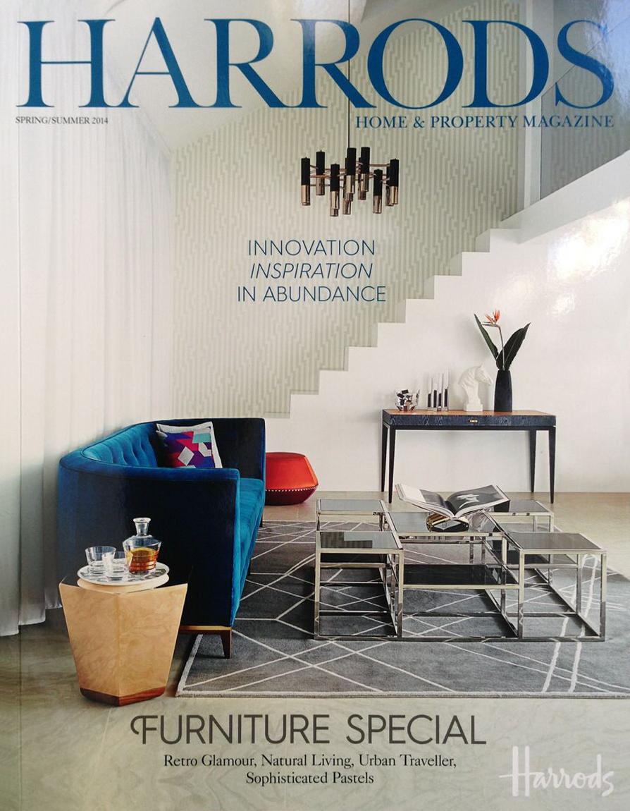 HARRODS PROPERTY MAGAZINE SUMMER 2014 Top Table