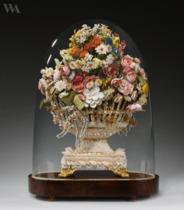A beautiful Regency shell centrepiece, Circa 1815