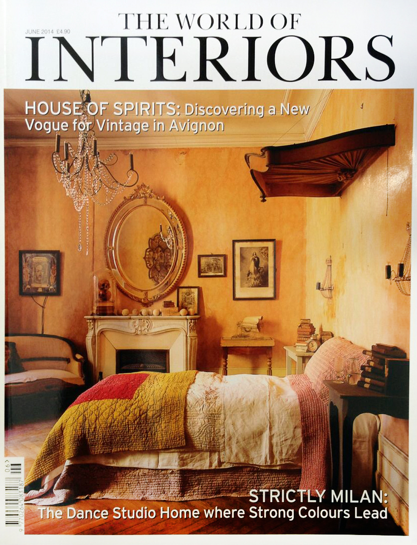 WORLDS OF INTERIORS 2014 Arts and Antiques listings