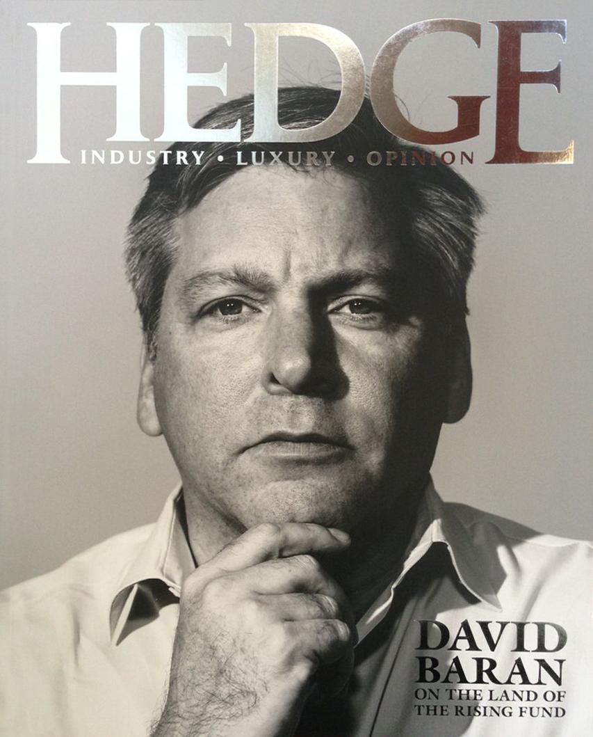 HEDGE MAGAZINE FEBRUARY 2015 Harrods Leather