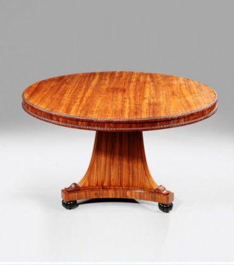 Wood Table