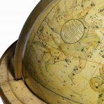 George III 21 inch globes