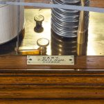 Barograph by Cary signed