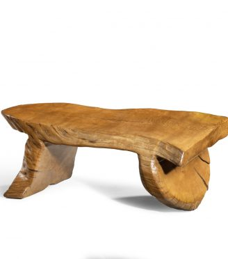 A low Maxie Lane elm coffee table main