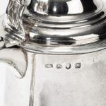 George III silver tankard hallmarks