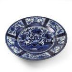 A Japanese Edo period export porcelain
