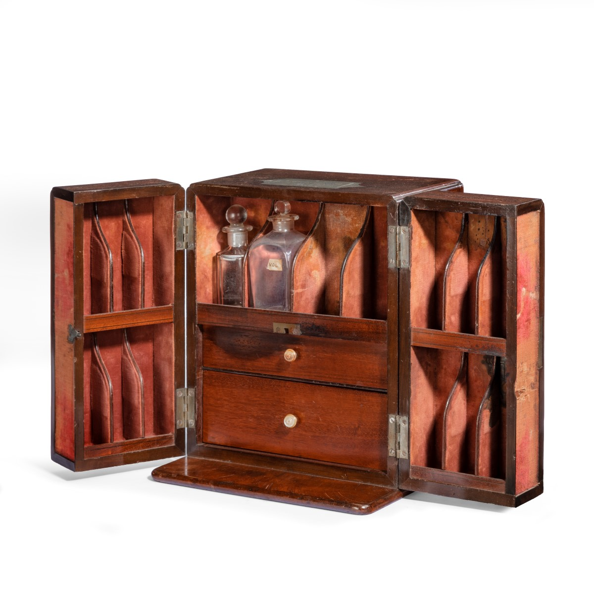 Surgeon Beatty's medicine chest, 1803