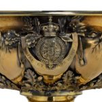 King William IV 46 's cup for the Royal Yacht Squadron, 1835 gold stamp