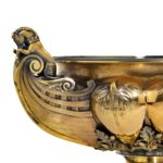 King William IV 46 's cup for the Royal Yacht Squadron detail