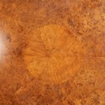 A George IV tilt-top centre table by George Bullock details