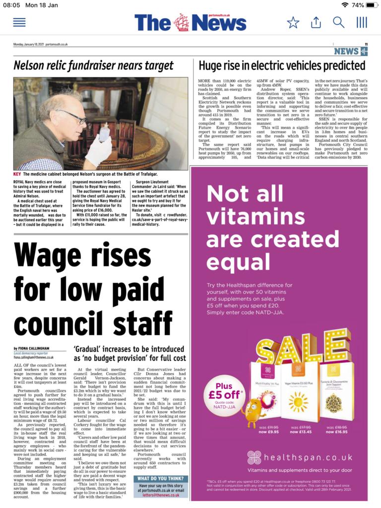 Nelson - Portsmouth News