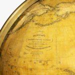 24-inch Newton globes details