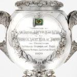 The Thomas Lipton National Canadian Regatta Hydroplane Cup description