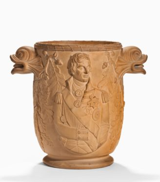 A Nelson commemorative wine cooler by Davenport main image