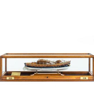 Model of a 'Watson' class lifeboat circa 1931